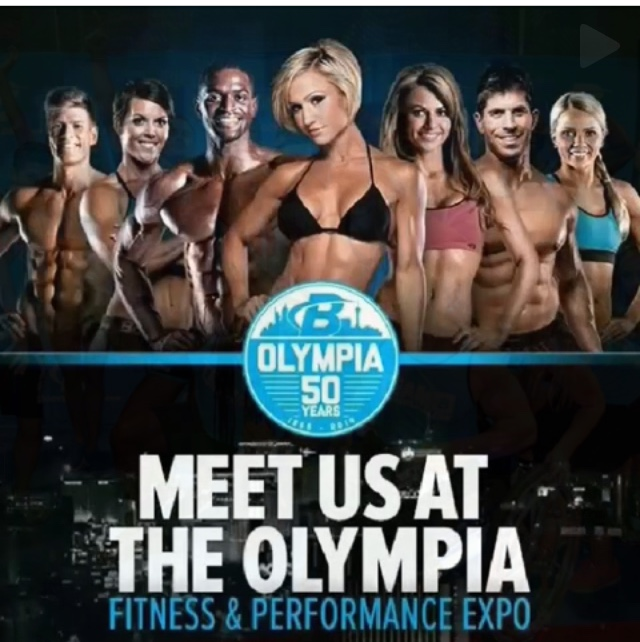 Meet Us At The Olympia